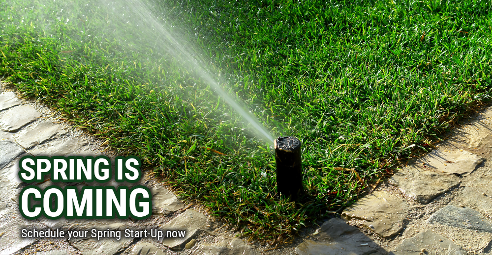 Spring Start-Ups from Sprinkler Pros